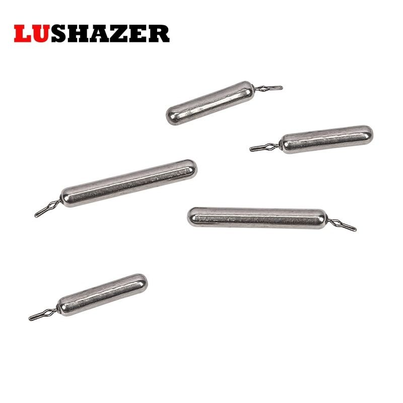 LUSHAZER tungsten fishing sinker weights fishing lead head 3.5g-10g fishing accessories carp fishing tackle free shipping