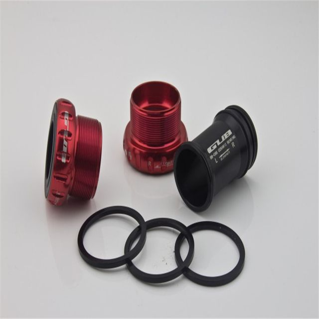 For famous brand used Free Shipping GUB C68 Ceramic Bottom bracke Road bicycle axis Mountain bike accessories