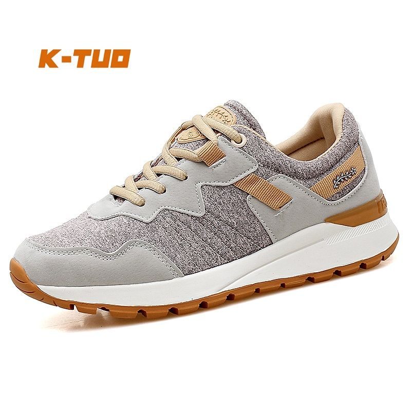 K-TUO New Women Running Shoes Spring And Summer Breathable Outdoor Sport Sneakers Women Walking Shoes KT-712