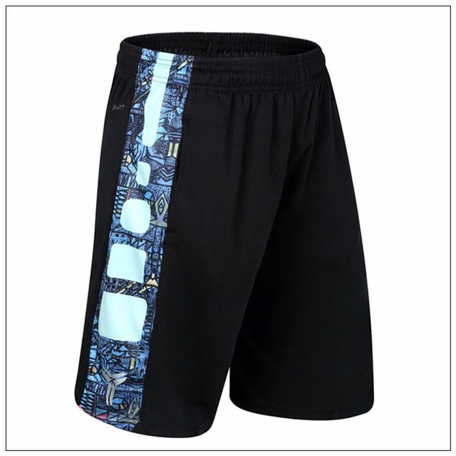 Kobe Bryant Basketball Shorts Fitness Mens Sports Running Gym Shorts Breathable Quick Dry Loose Boxer Basketball Jersey