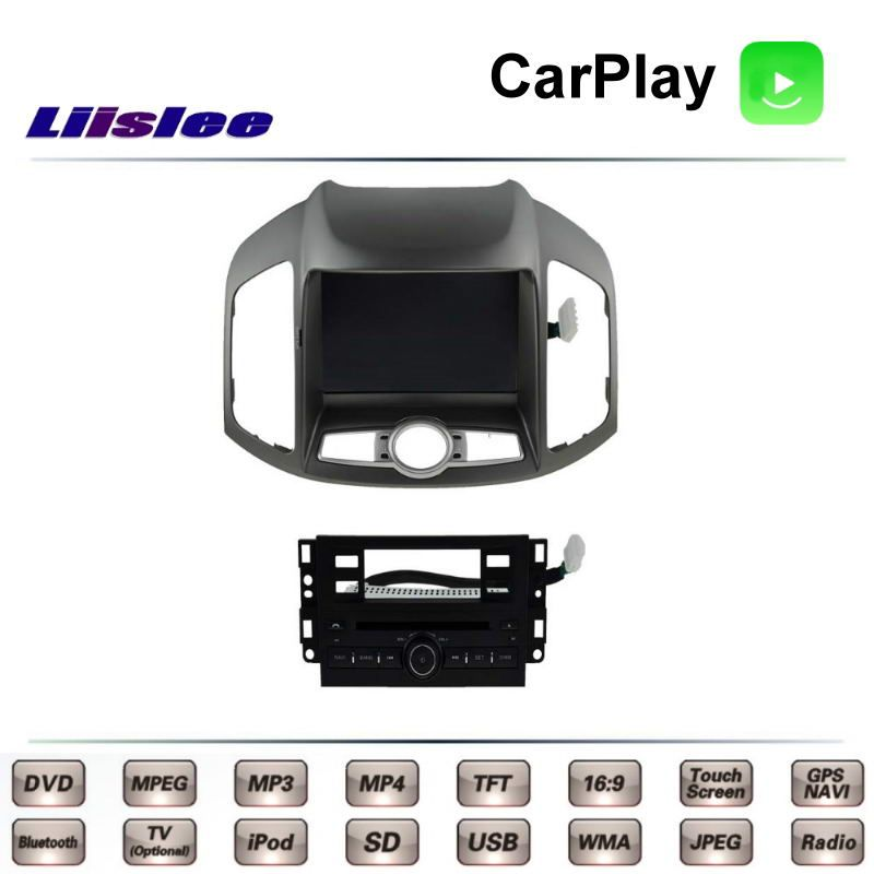 For CHEVROLET CAPTIVA For Holden Captiva Car Multimedia TV DVD GPS Radio Carplay Original Style Navigation Navi