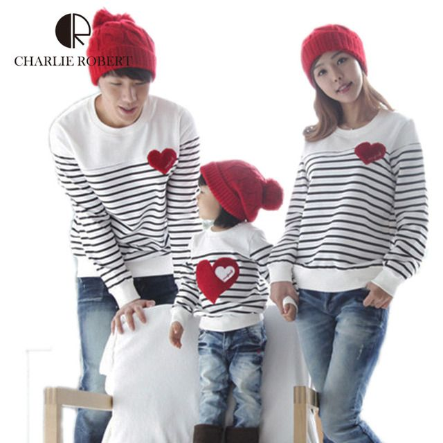 Family Matching Clothes Mother And Daughter Father Son Clothes Spring Autumn Long Sleeve Baby Shirt Family Look