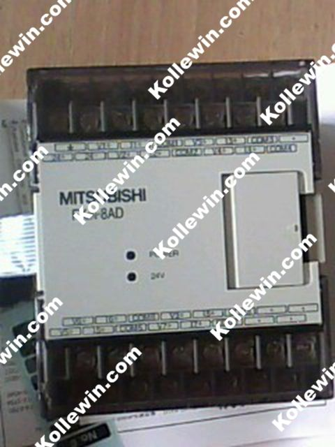 FX2N-8AD 14.5 Bit 8 Channel PLC Muti-input Analog Input Module Melsec, NEW FX2N 8AD, FX2N8AD Special Function Blocks