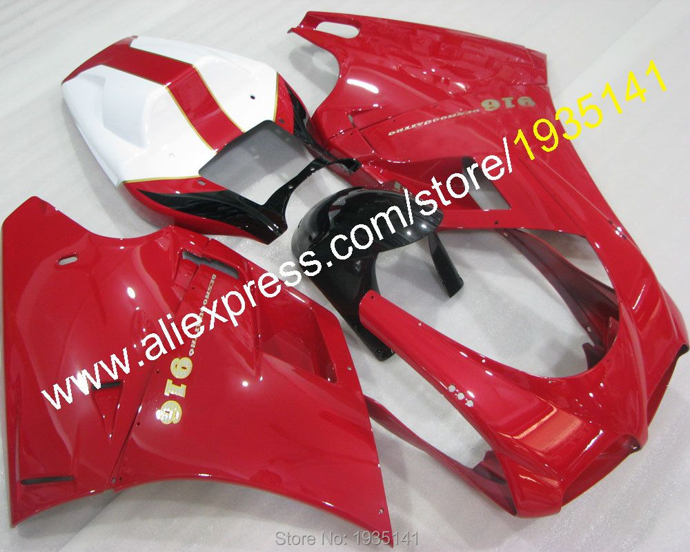 Motorcycle aftermarket kit For Ducati 996 748 DUCATI 748 996 1996-2002 body Fairing 96 98 00 02  (Injection molding)