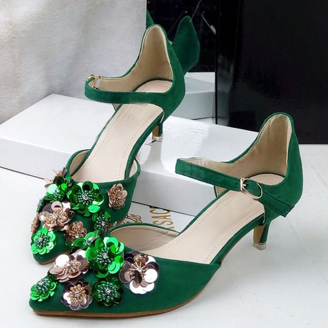 flowers shoes clips decorative shop Shoe accessories shoe clip crystal rhinestones charm material N2010