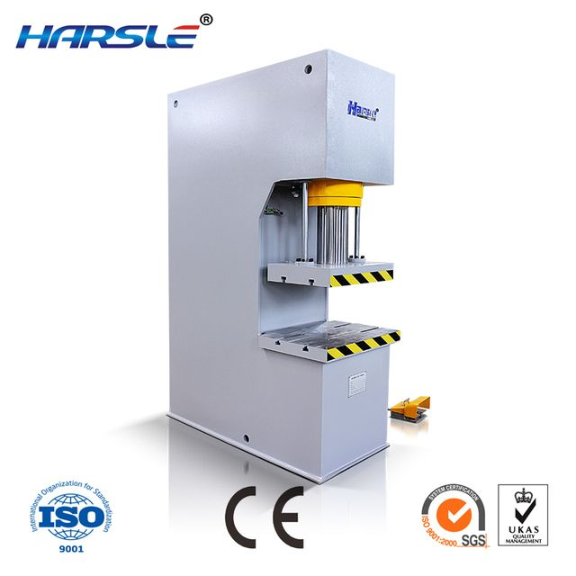 Y41 series High speed 63 ton single column hydraulic press machine