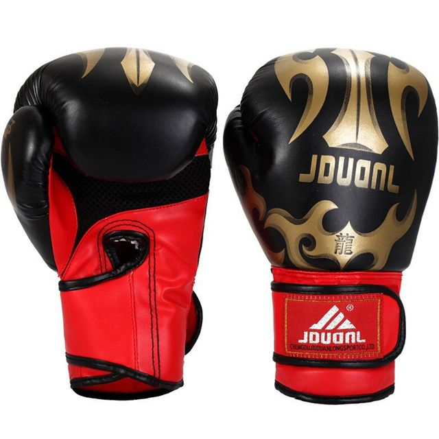 Hot Sale MMA Boxing Gloves Men Women Sanda Muay Thai Gloves guantes de boxeo Anti-wear Taekwondo Sandbag Training Equipment