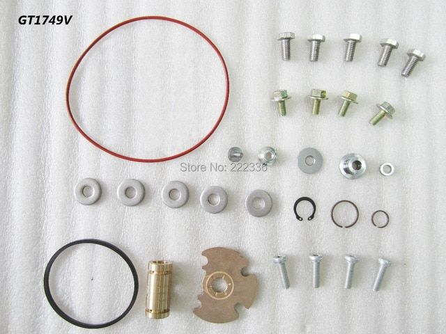 Garrett GT1749V repair kit 7701474960 turbocharger kit 708639 turbo kits turbo rebuilding kits FOR RENAULT Laguna /megane