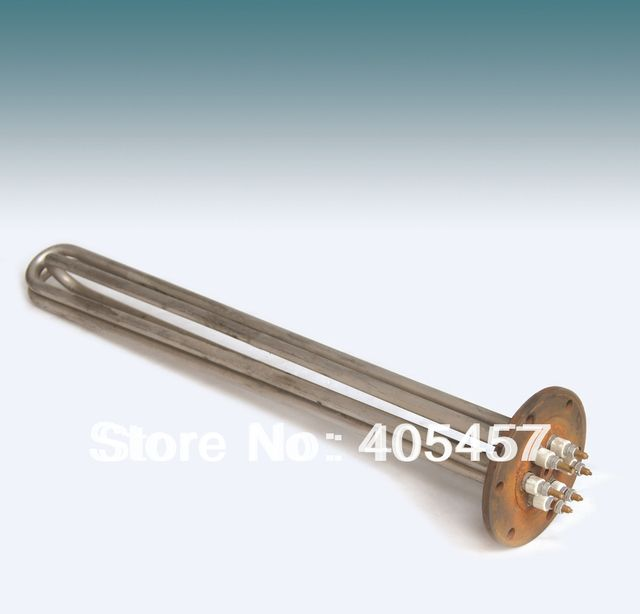 round iron plate heating elements,circular head electric heating tube,heater pipe,electrical parts
