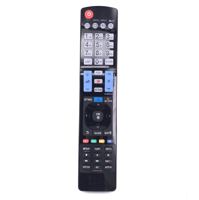 New Universal For LG AKB73615303 3D Smart TV Remote Control AKB72915238 AKB72914043 AKB72914041 AKB73295502 Fernbedienung