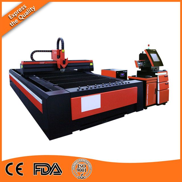 LCT1530 1000W fiber laser cutting machine