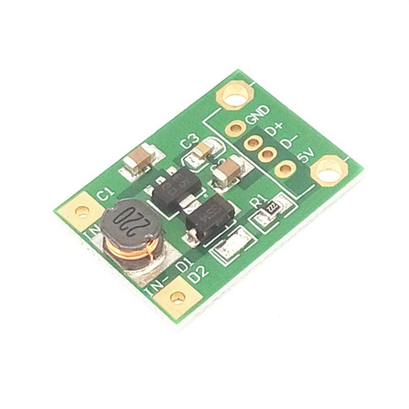 10pcs/lot A67 DC boost (1V-5V) rise 5V boost board 5V output without USB head mobile power supply