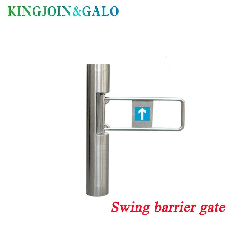 Automatic swing barrier gate