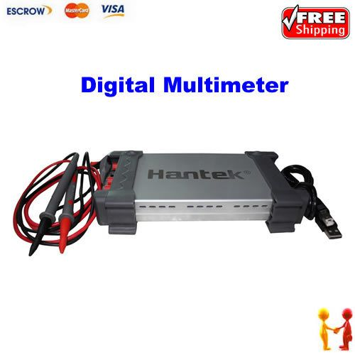 Free shipping!! PC Based USB Data Logger/Recorder, Digital Multimeter, Hantek DSO 365A