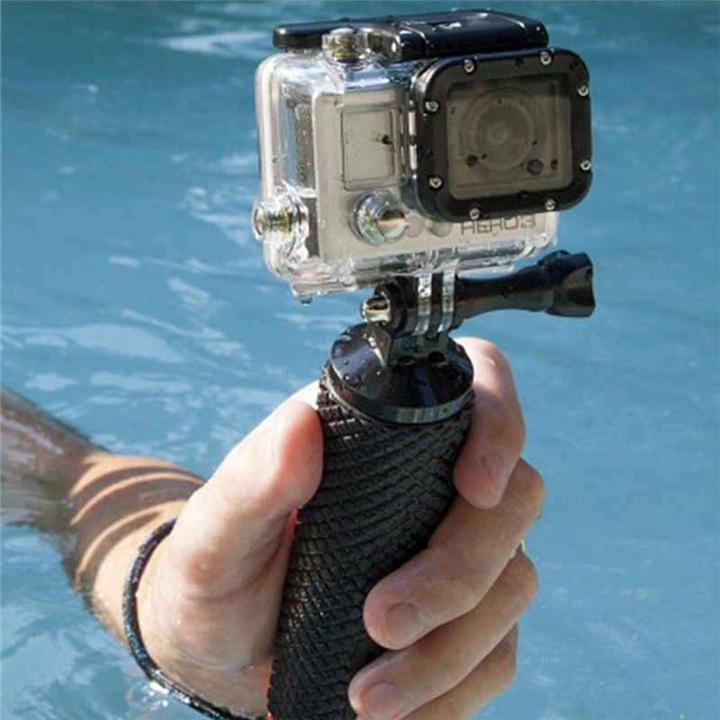Gopro Accessories Waterproof Floating Handle Grip Monopod Tripod For GoPro Camera Hero 7 Session Hero 6 Xiaomi Yi Action Camera