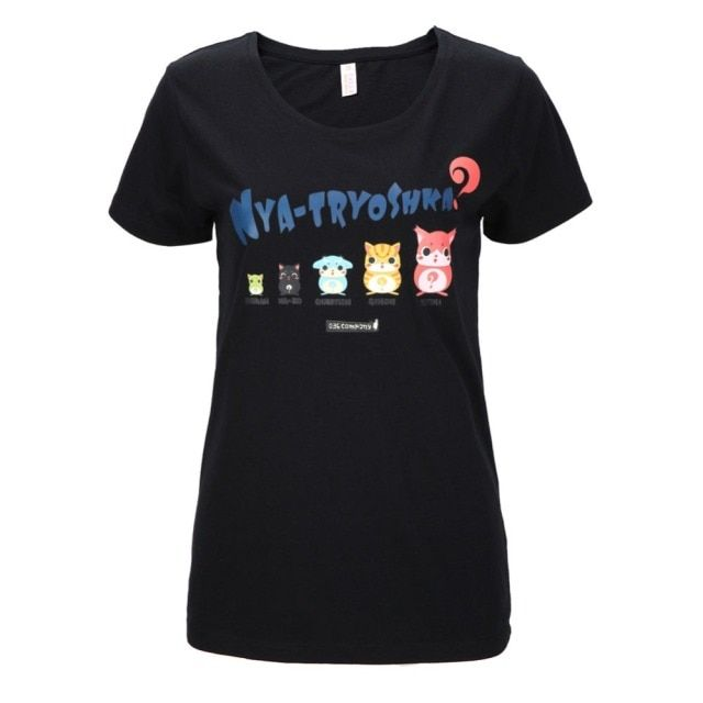2016 Cute Cat T-shirt Woman Summer Fashion Short Sleeve Cotton O-Neck Tee Tops Funny Women Clothes Casual Fitness Girls T shirts