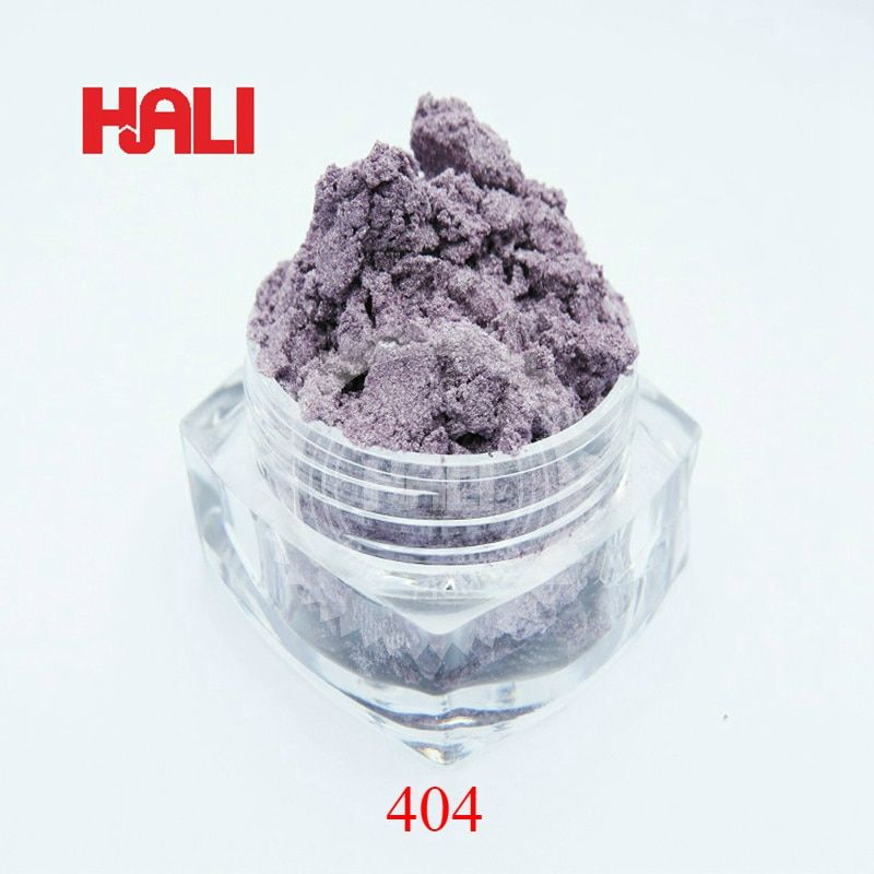 pearl pigment,pearlescent pigment,pearl powder,mica pigment for nail,color:lilac,item:404,net weight:20gram,free shipping.