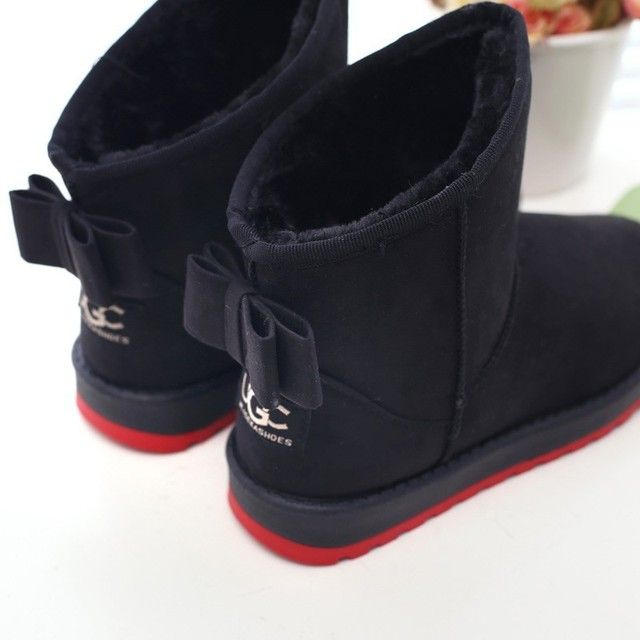 Warm Women Boots 2016 Brand Winter Boots Female Snow Ankle Boots For Women Shoes Hot Sale
