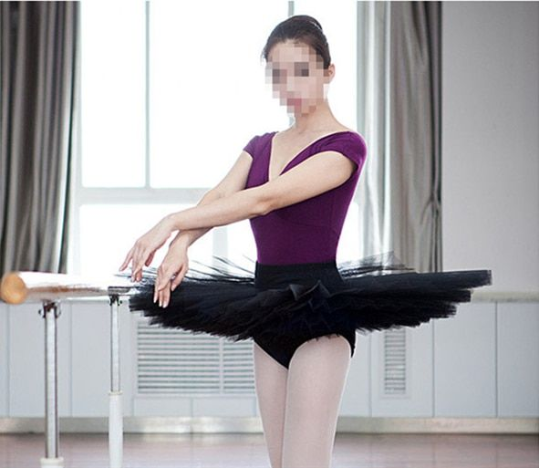 Free shipping New Professional Ballet Tutu Skirt Adult Classical Ballet Costume Tutu Dance Dress 4color