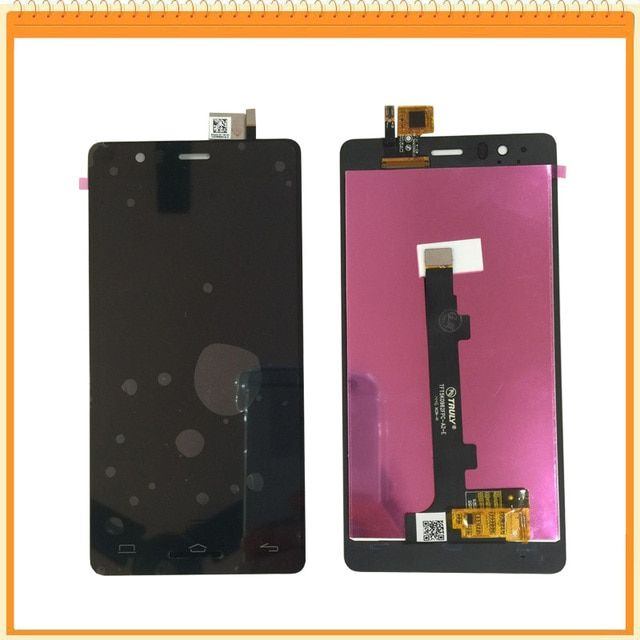 For BQ Aquaris E5 LCD Display Screen with Touch Screen Digitizer Assembly 5k0982 5k0858 5k0759 5k0760 Version Black