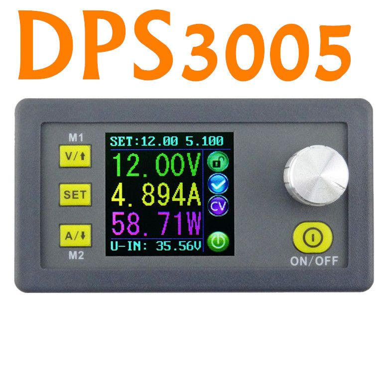 DPS3005 Step-down Programmable control Supply Power module  constant Voltage  current color LCD voltmeter 20% off