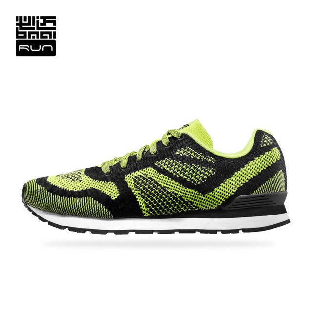 Bmai Men's Professional Running Shoes Breathable Mesh Sports Breathable Shock Absorption Sneakers Running Shoes #XRHA001 XRHA002