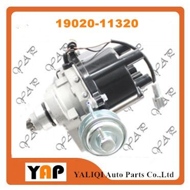 New Distributor FOR FITTOYOTA STARLET COROLLA EP90 EL40 EL50 EE100 1E 2E 1.3L L4 19020-11320 19020-11100 19020-11330 1992-2001