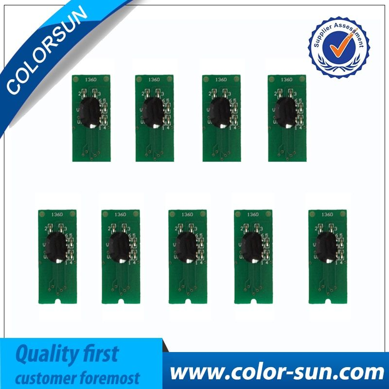 9PCS For EPSON R3000 refillable ink cartridge CISS CIS auto reset chip 157 1571 1572 1573 ARC chip
