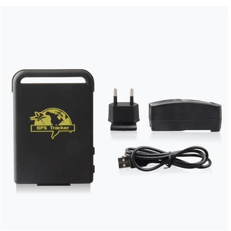 Original XEXUN TK102-2 mini gps locator car vehicle gps tracker localizador gps auto free Android APP software use