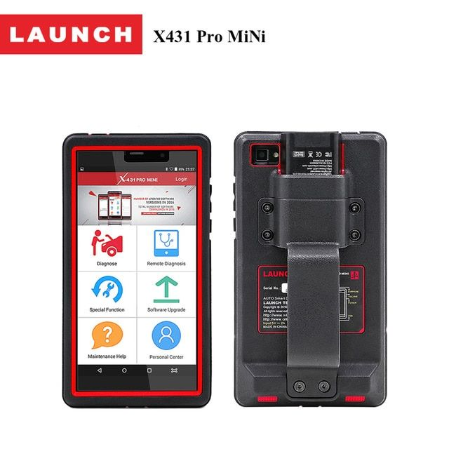 100% Original Launch auto scanner  X431 Pro MiNi Online Update from X431 V Diagnostic tool for All System