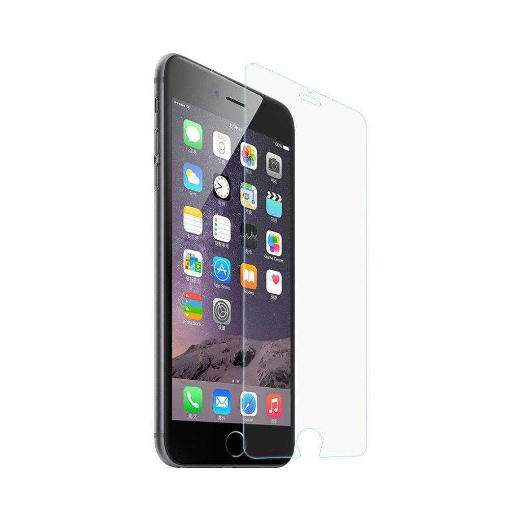 Anti-Scratch Explosion-proof Tempered Glass Armored glass Screen Film Protector for iPhone4 4S 5 5C 5S 6 6S 6 plus for iPhone SE