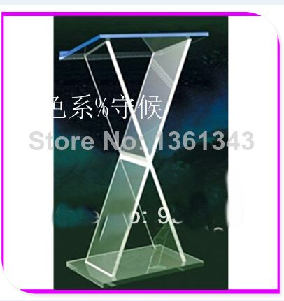 Hot sellingCustom Acrylic Church Lectern
