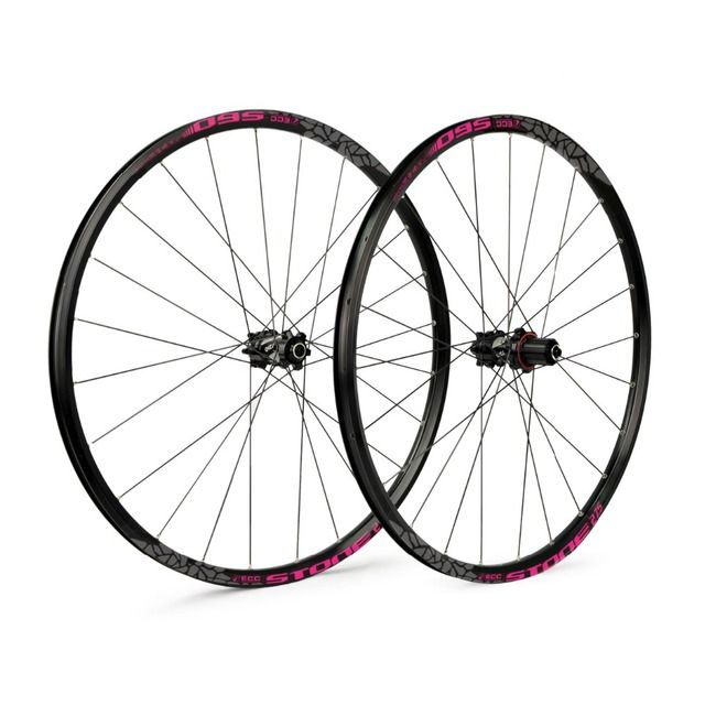 ECC S60 27.5inch mountain bike bicycle front 2 rear 5 bearing japan hub super smooth flat spokes wheel wheelset