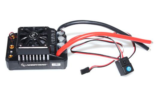 F17810/11 Hobbywing EzRun Max6- / Max5 V3 160A / 200A Speed Controller Waterproof Brushless ESC for 1/6 1/5 RC Car
