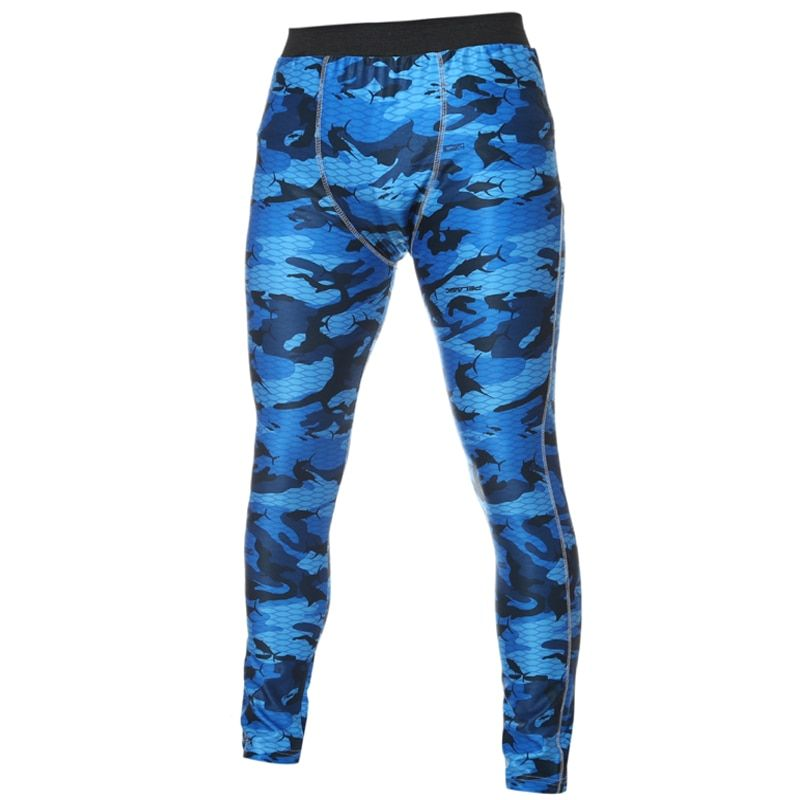 2016 new fashion Autumn winter men pants casual leggings trousers fitted pants slimming camouflage tights bottoms leggin M-XXL