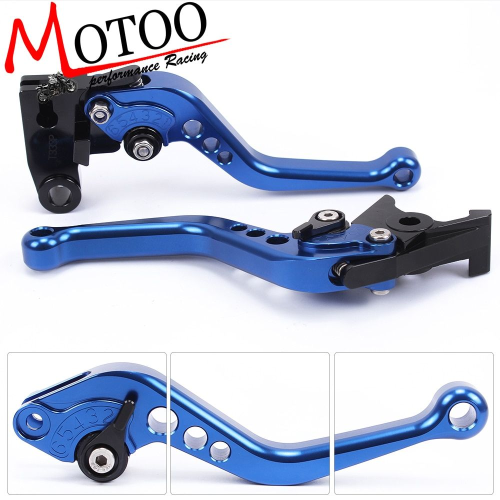 Motoo - F-14 T-333P Motorcycle Brake Clutch Levers For TRIUMPH TIGER 1050/Sport 2017 TIGER 800 XC/XCX/XR/XRX 2015-2017