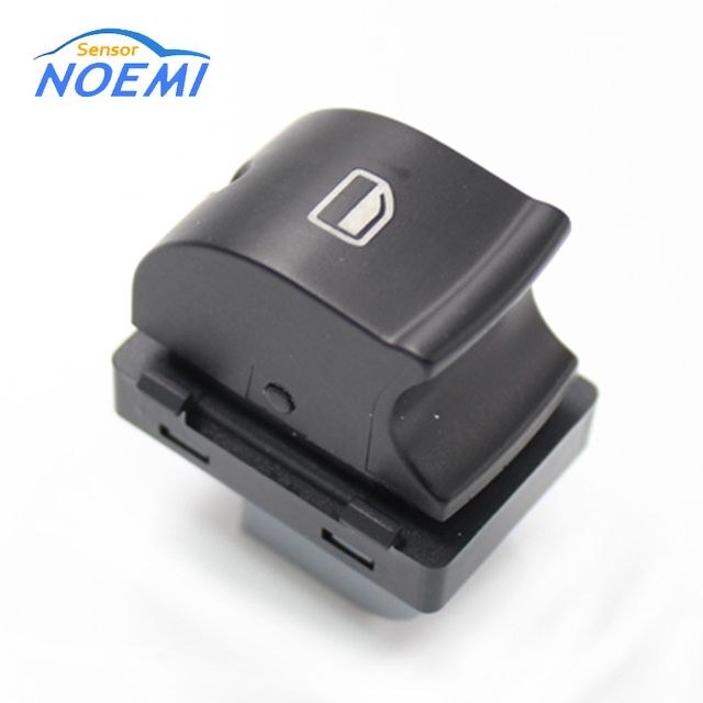 YAOPEI Single Botton Electric Master Control Switches New 4F0959855A Power Window Switch For Audi A6 S6 C6 Q7 A3 RS6