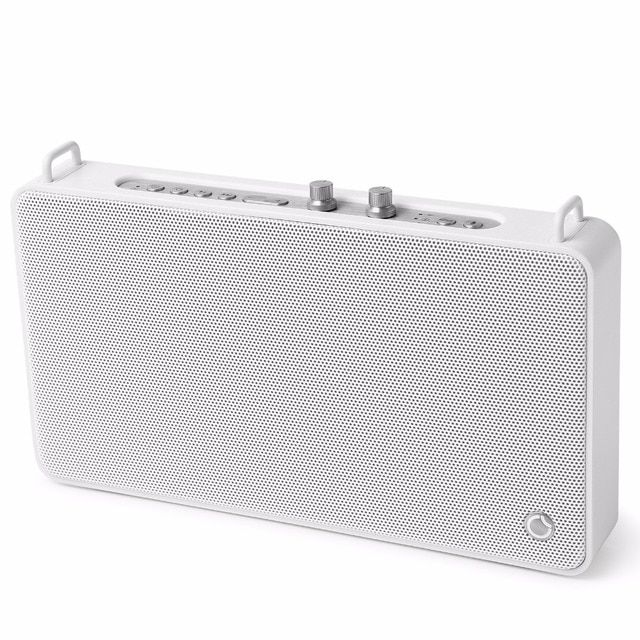 GGMM E5-200 Bluetooth Speaker Portable Wireless Speaker Column Home Theater Party Speaker Handsfree Call Stereo Sound for phones