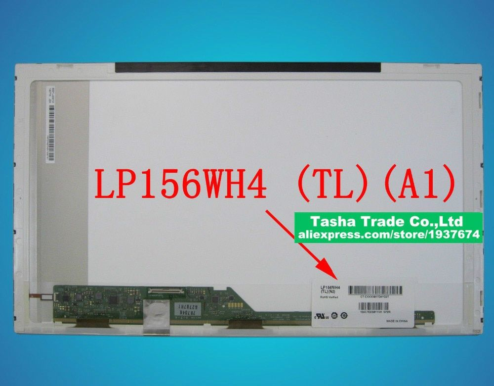 LP156WH4 TL A1 LP156WH4 TLA1 (TL)(A1) For Acer Aspire 5742G 5749 Laptopr LCD Screen LED Display 1366*768 HD Fast Shipping