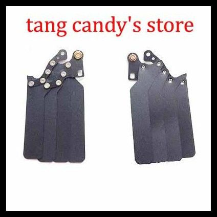 2PCS Shutter Blade Curtain Set Repair Part for Canon 20D 30D 40D 50D 60D 350D 400D XT XTi