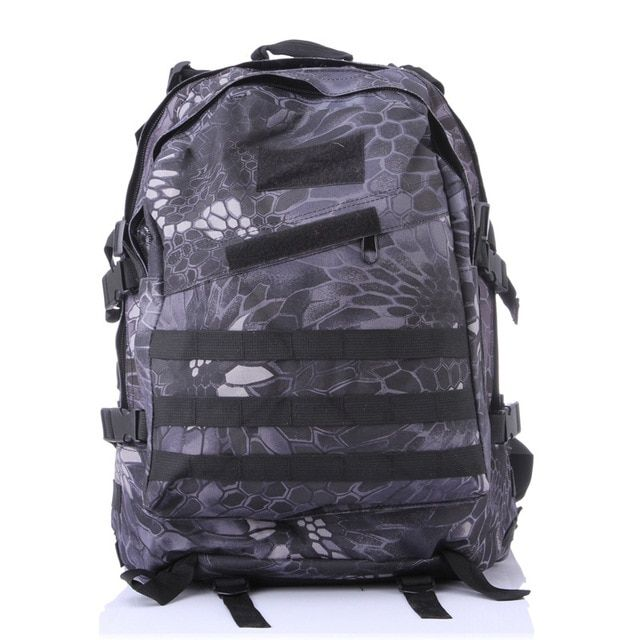 Large Capacity Mountaineering Backpack Bags High Quality Oxford Male Travel Rucksack Female Camouflage Backpack 3D