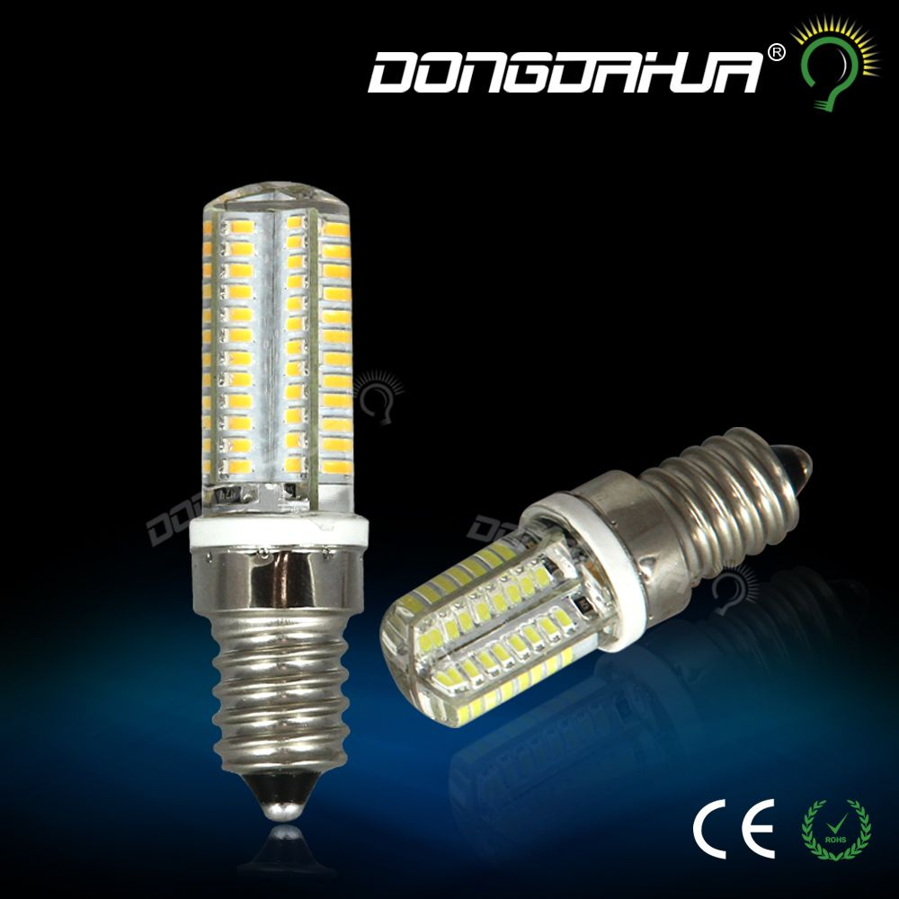 NEW SMD3014 LED Corn Lamps 3W 5W Spotlight 64Led 96Led  Bulb Solar Wall Light Pendant Ultra Bright