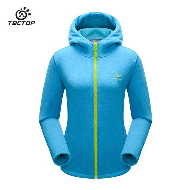 Women Fleece Jacket Windproof Softshell Warm Camping Winter Jacket Thermal Fleece Pullover Female Sports Softshell