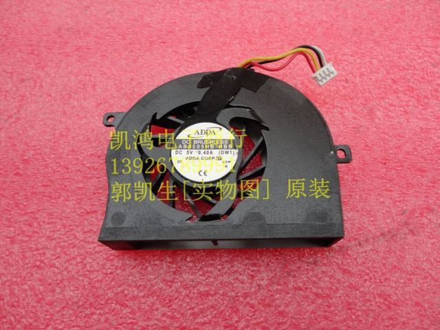 laptop CPU Cooling Fan FOR Toshiba Is1253 Si1520 Pro V3205 W251U AB5505HB-HBB