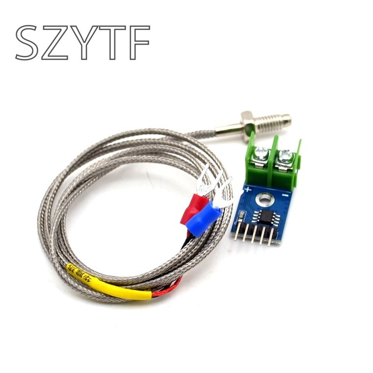MAX6675 Module + K Type Thermocouple Thermocouple Sensor for