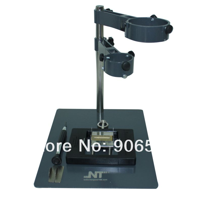 NT F204 Fixtures BGA soldering station and hot Air Gun Rework station mobile phone repair platform