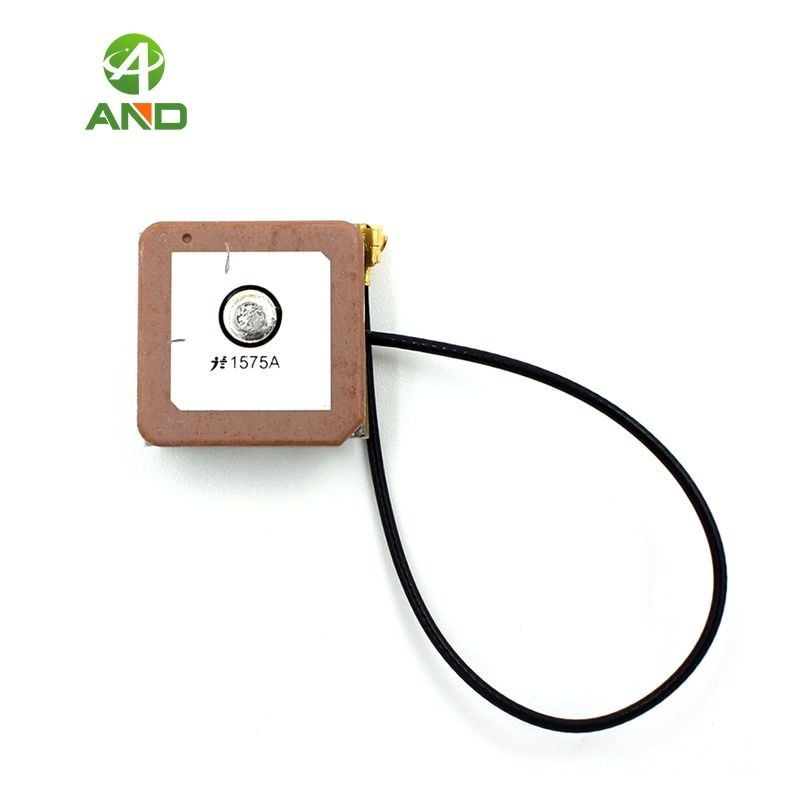 1575.42 MHz active GPS antenna, internal antenna with IPEX connector