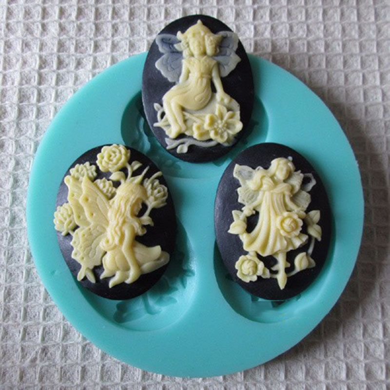 Angel silicone mold soap,fondant candle molds,moulds,sugar craft tools,fondant resin flower silicone molds for cakes  F264