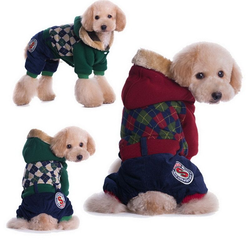 S-XXL High quality Autumn Winter Pet Dog Coat And Jacket Clothes for Small Medium Large Pet Dog Pet Products