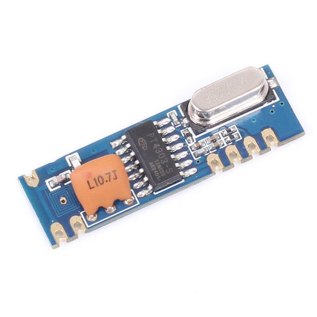 SRX882 433MHZ Superheterodyne ASK Wireless WIFI Receiver Module